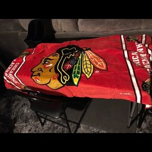 Other - Chicago Blackhawks beach towel (one)